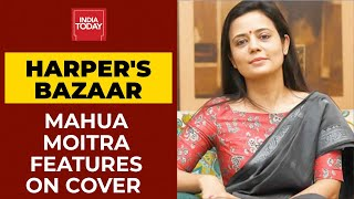 TMC MP Mahua Moitra Features On The Cover Of Latest Harper's Bazaar Issue
