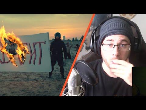 German reacting to Каста — Выходи гулять (Official Music Video) [Русские субтитры]