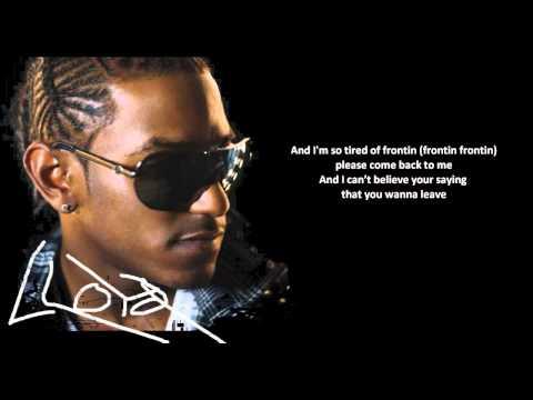 Lloyd - Put Out This Flame - Lyrics *HD*