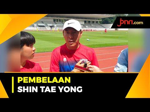 Indonesia U-19 Kalah dari Bosnia-Herzegovina, Shin Tae Yong Bilang Gini