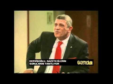 Gazeteciler Özel Musavat DERVİŞOĞLU - YENİASIR TV