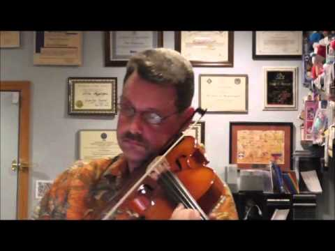 Young Frankenstein (Transylvanian Lullaby) for Viola