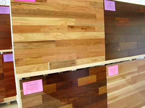 Discount hardwood flooring at Uncle Hilde's New Hampshire