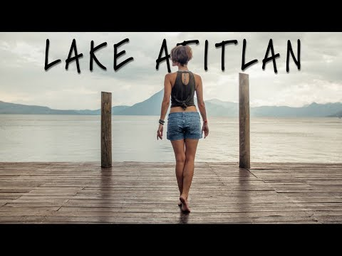 Travelling from Antigua to Lake Atitlan! Guatemala Travel Vlog