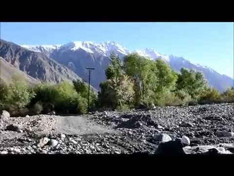 Towards Upper Chitral till Kishmanja