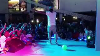 Rudeboy P-square  Live Performance In Aba 2018