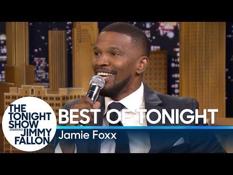 Best of Jamie Foxx on The Tonight Show