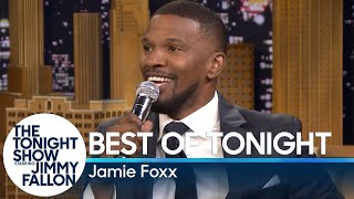 Best of Jamie Foxx on The Tonight Show