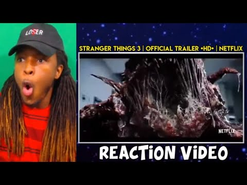 Stranger Things 3 | Official Trailer [HD] | Netflix | REACTION/REVIEW