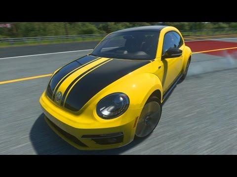 Driveclub [Volkswagen Beetle GSR] Test Drive -Gameplay- 1080p