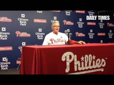 Video: Pete Mackanin on Nola, #phillies pitchers in 8-5 loss to Blue Jays.
