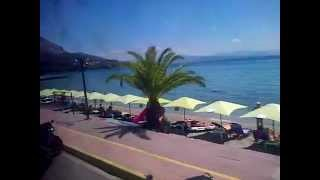KCTV Showing you a glimpse of Ipsos beach, Corfu, Greece