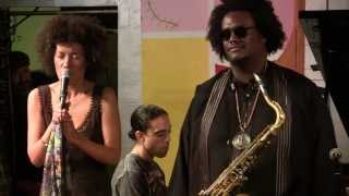 The Rhythm Changes - Kamasi Washington & the Next Step 2013-12-30 The World Stage, Liemert Park