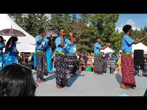 Somalia Pavilion Heritage Festival 2017