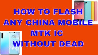 How To Flash Any Dead Android Phone