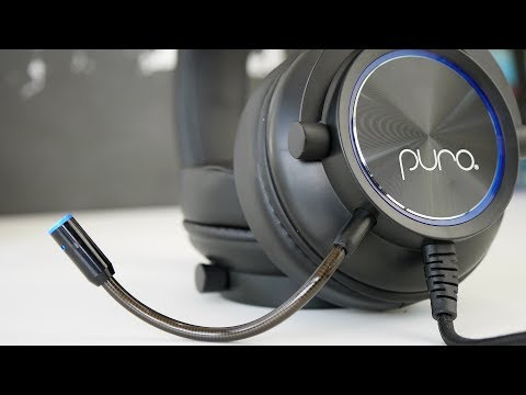 PuroGamer Sound Limited Headset review