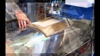 Изготовление филенчатых вогнутых МДФ фасадов в пленке ПВХ в термо вакуумном прессе(, 2014-08-21T21:21:05.000Z)
