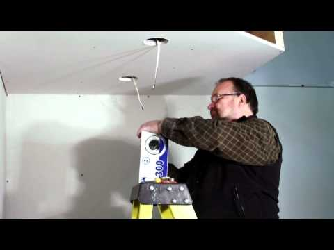 BAZZ Recessed Lighting : How to Install Recessed Lighting  (INSULATED CEILING)