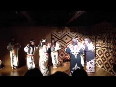 AINU Museum - ポロトコタンの夜〜トンコリと歌・舞
