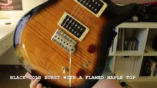 PRS SE Custom 24 35th Anniversary (HONEST) Review!