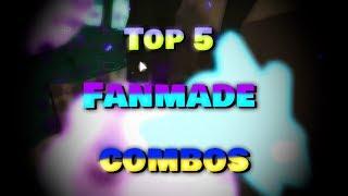 5 Fan made combos | Roblox Elemental Battlegrounds