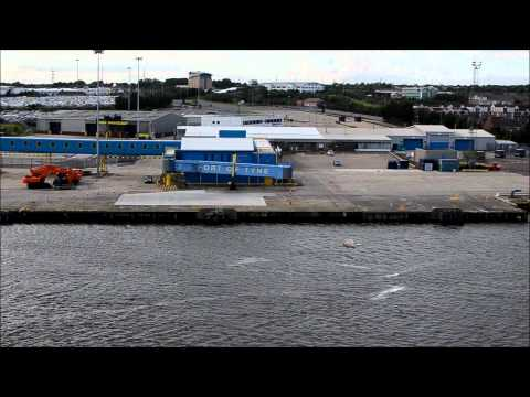 Newcastle Cruise Terminal