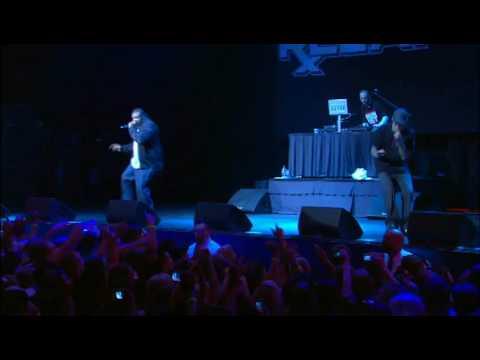 Eminem - Crack a Bottle [Live] [HQ]