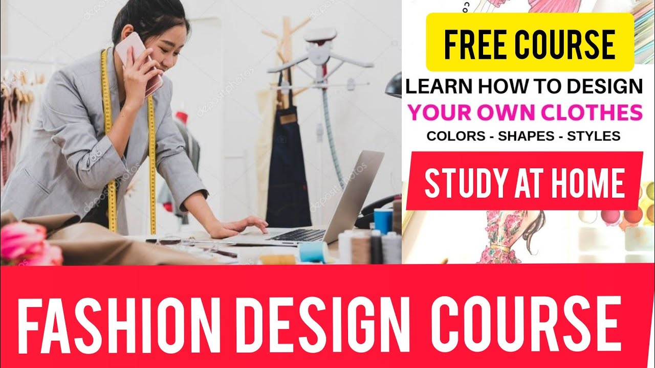 Free Fashion Design Course 3 Months Join Now Youtube