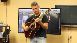 Scott Allan Mathews Gtr Workshop  (Amazing Grace intro)