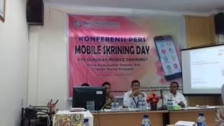 BPJS Kesehatan Launching Fitur Mobile Skrinning di Aplkasi BPJS Kesehatan | Justang Muh.