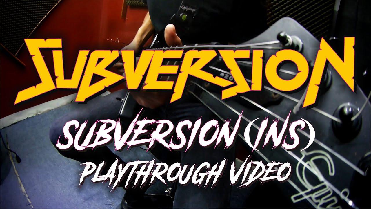Download Subversion: Subversion - Playthrough Video [Instrumental]