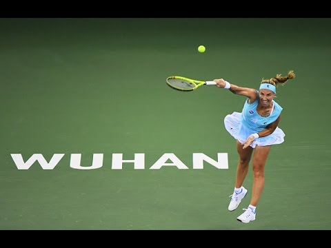 2016 Wuhan Open Round of 16 | Svetlana Kuznetsova vs Venus Williams | WTA Highlights