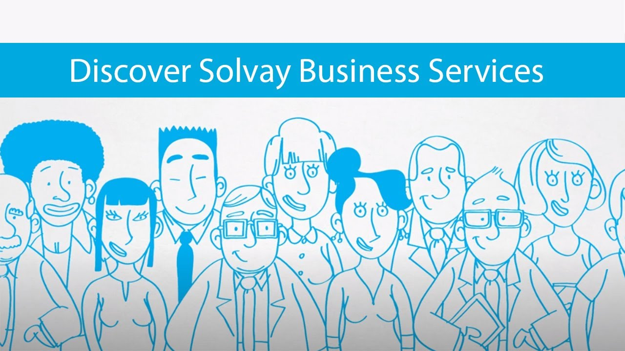 Who is Solvay Business Services (SBS)? - YouTube