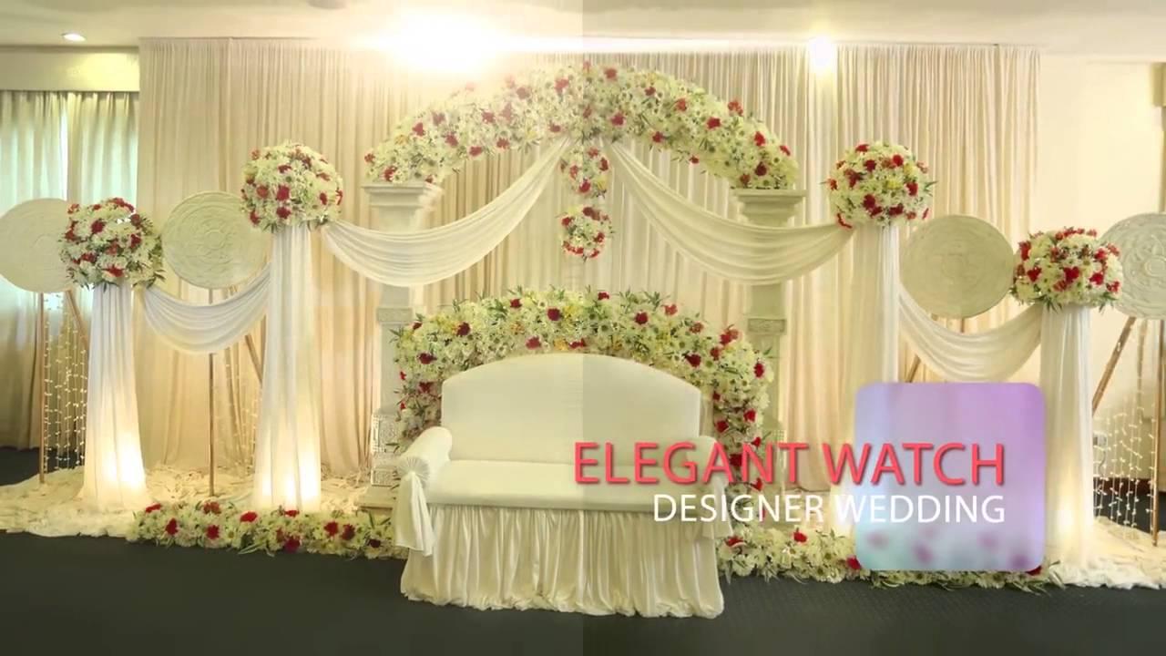 Designer Wedding Sri Lanka Advertisement Youtube