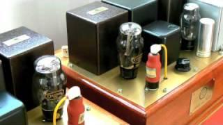 ATELIER du TRIODE  -  Custom Made Tube Amps - PX4 PX25 AD1 2A3 300B