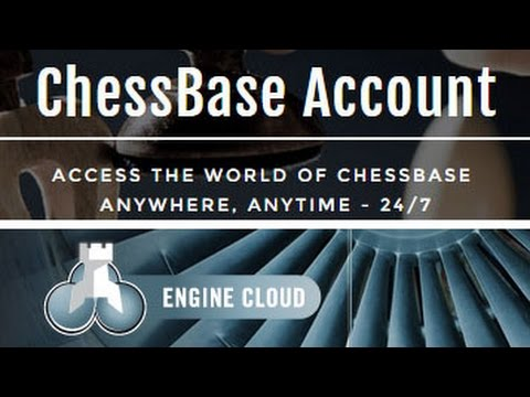 ChessBase Account - Creating and accessing cloud engines