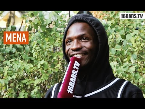 Mena stellt sich vor (16BARS.TV)