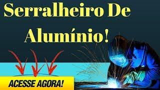 Curso De Serralheiro De Alumínio a Distância ( PROFISSIONAL )