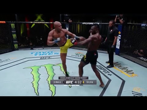 UFC Fight Night 181: Uriah Hall vs. Anderson Silva – Highlights