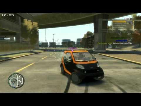 gta 4 car mods smart for two youtube. Black Bedroom Furniture Sets. Home Design Ideas