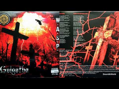 W.A.S.P. – Golgotha (2 × Vinyl, LP, Album) 2015.