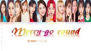 IZ*ONE (아이즈원) - Merry Go Round…
