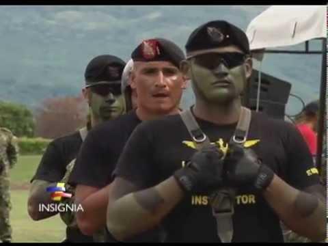 Curso de Lanceros en Tolemaida atrae a los soldados de 8 ejércitos de América.