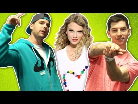 Thumbnail: Dude Perfect: Guess The Celebrity Height!