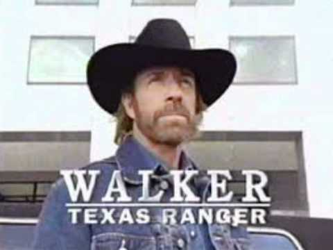 Walker Texas Ranger Theme Song