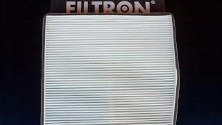Замена салонного фильтра Вольво S60, S80