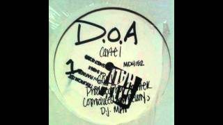 D.O.A. Cartel - Definition Of A Maniac / Cool (Bay Area, 1991)