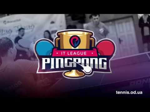 Provectus Ping Pong IT League 2018