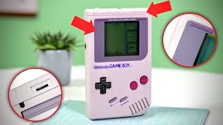 This GameBoy wasn't made by Nintendo