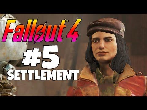 Building My Settlement! - Fallout 4 #5